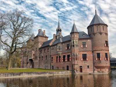 Голландия, замок Хаар