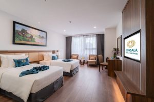 Gonsala Hotel Nha Trang бронирование