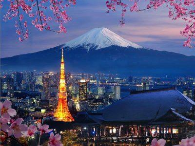 Япония - Гора