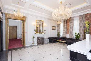 Grand Hotel Tchaikovsky бронирование