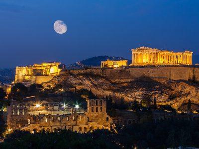 Греция, Афины, Акрополь