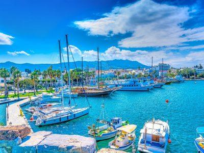 Греция, остров Кос