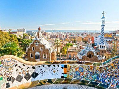 Испания - Парк Гуэль