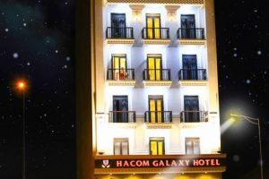 Hacom Galaxy Hotel бронирование