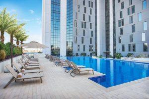 Hampton By Hilton Dubai Airport бронирование