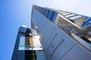 Hilton Dubai Creek бронирование