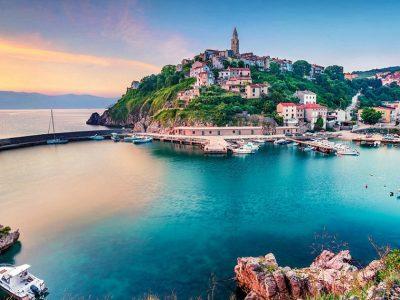 Хорватия, остров Крк