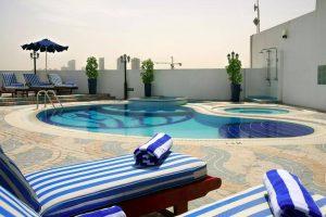 Howard Johnson Hotel Bur Dubai бронирование