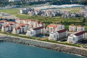 Имеретинский апарт-отель Морской квартал бронирование
