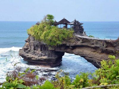 Индонезия, Бали, Храм Танах лот