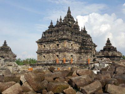 Индонезия, остров Ява, храм Плаосан