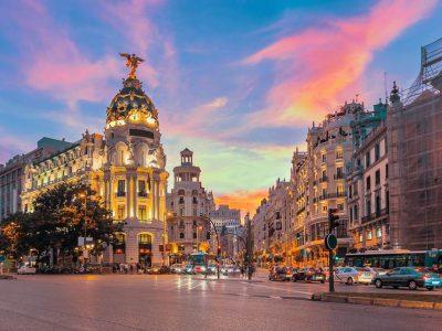 Испания - Мадрид