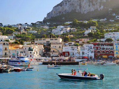 Италия, остров Капри