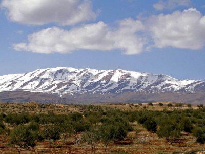 Израиль, гора Хермон