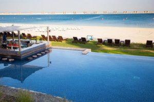 JA Beach Hotel бронирование