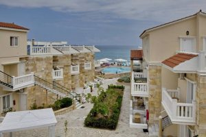 Jo-An Beach Hotel бронирование