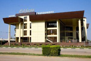 Калифорния отель бронирование