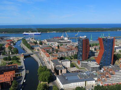 Порт, Клайпеда, Литва