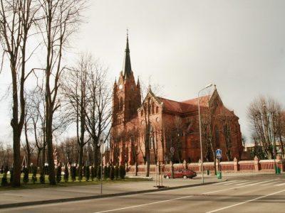 костел Вознесения Девы Марии, Паланга, Литва
