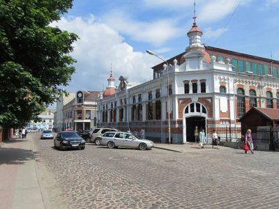Латвия, Лиепая