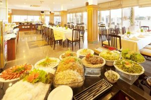 Liberty Hotel Saigon Parkview бронирование
