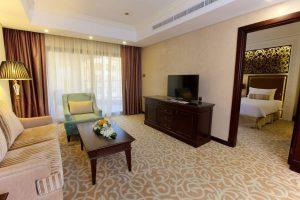 Marjan Island Resort & Spa by Accor бронирование