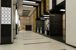 Metropolitan Hotel Dubai бронирование