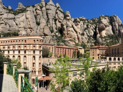 Монастырь Монтсеррат, Испания