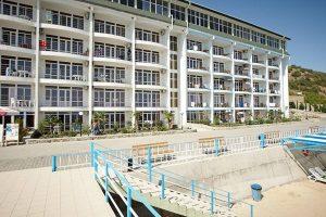 Морской отель бронирование