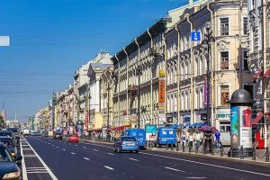 Nevsky Central бронирование