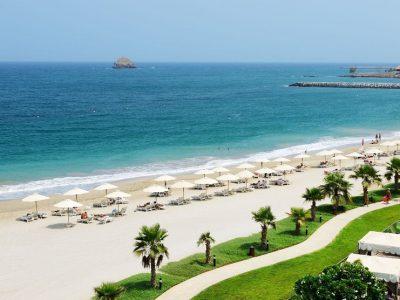 ОАЭ, Фуджейра, пляжи