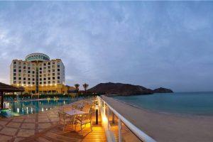 Oceanic Khorfakkan Resort & Spa бронирование