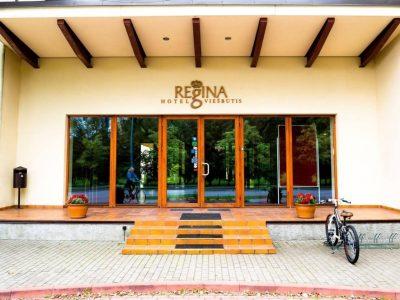 отель Регина Друскининкай