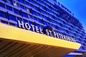 Отель Санкт-Петербург бронирование