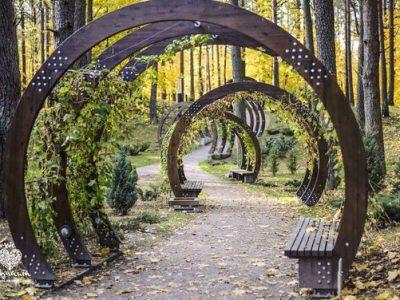 Парк здоровья, Друскининкай, Литва