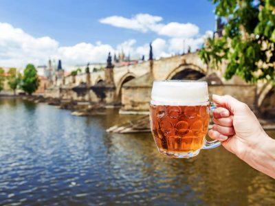 Чехия - пиво чешское