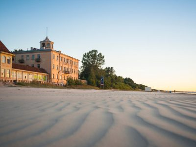 Пляж, Юрмала, Латвия
