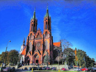 Польша, Белосток, Фарный костел