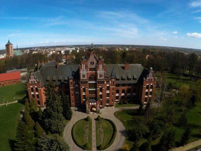 Польша, Бранево, монастырь Сестёр Святой Катаржины