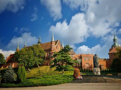 Польша, Фромборк, замок