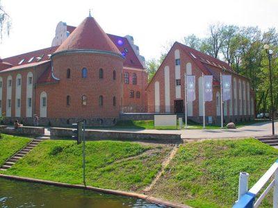 Польша, Гижицко, Замок (отель St. Bruno)