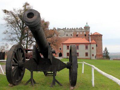Польша, Голуб-Добжин, Голубский замок