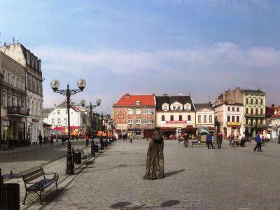 Польша, Иновроцлав, площадь Рынок