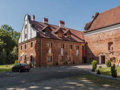 Польша, Кадыны, Монастырь Ордена братьев меньших францисканцев