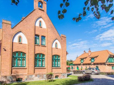 Польша, Кадыны, отель Srebrny Dzwon