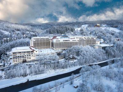 Польша, Карпач, отель Голебиевски