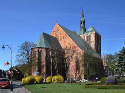 Польша, Колобжег, Кафедральный собор