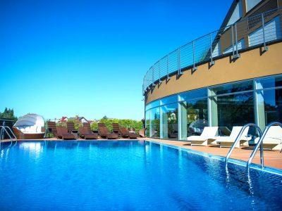 Польша, Конты-Рыбацке, отель Tristan Hotel & SPA