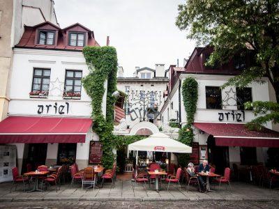 Польша, Краков, Казимеж