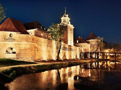 Польша, Лидзбарк-Варминский, отель Красицки